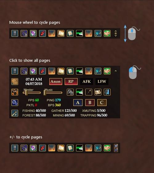 EQ2Interface - DarqUI Unified Portal