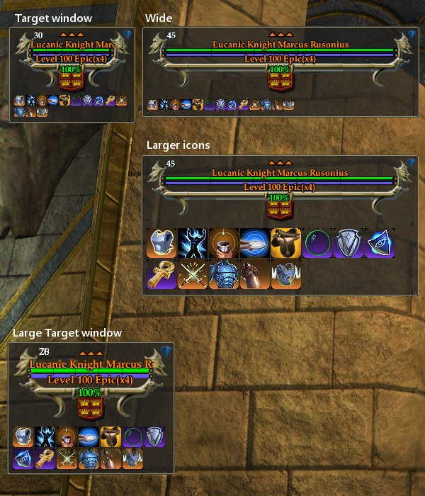 EQ2Interface : DarqUI Unified : DarqUI Unified